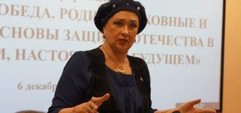 ЗИНАИДА КИРИЕНКО: Нашу страну можно понять через настоящую русскую женщину, ее судьбу
